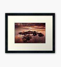 Rockies Framed Print