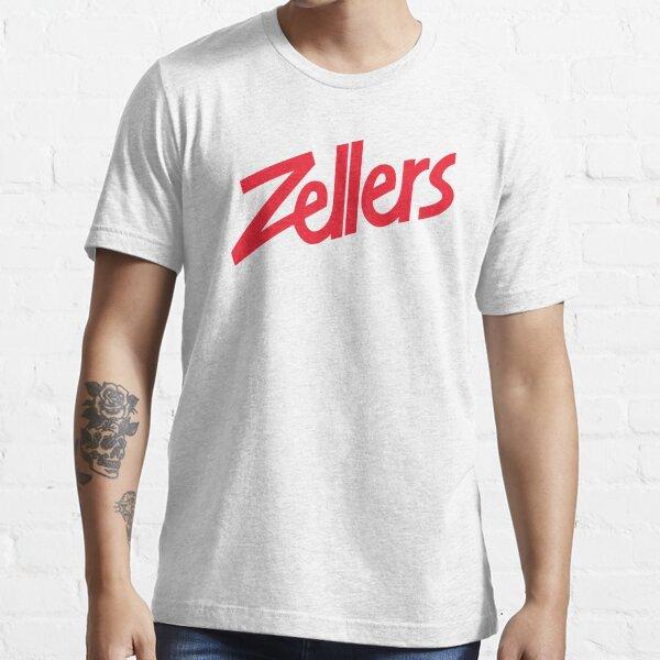 Zellers Department Stores Essential T-Shirt