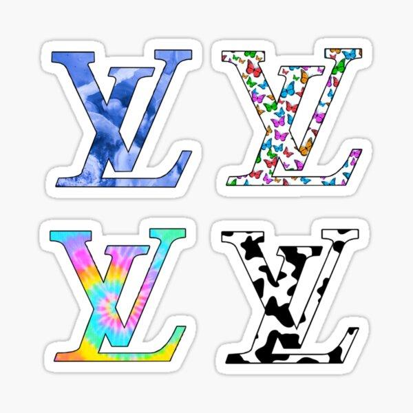 Louis V Sticker