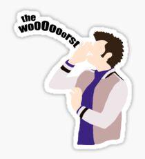 The WooOorst Sticker