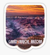 Grand Canyon, Arizona  Sticker