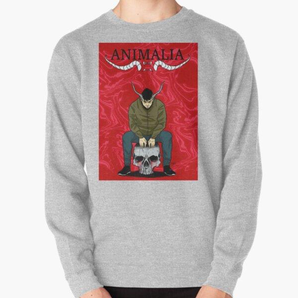 ANIMALIA Pullover Sweatshirt