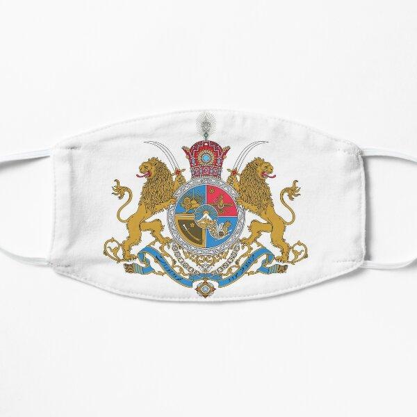 Persian Imperial Coat of Arm Flat Mask