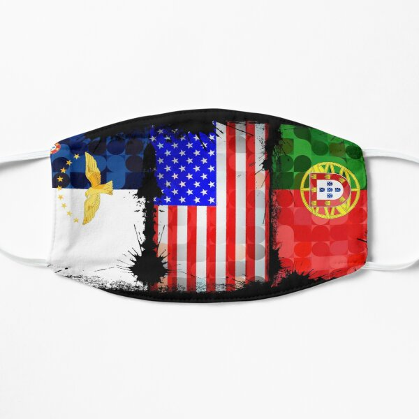 Art du Portugal, Masque sans plis