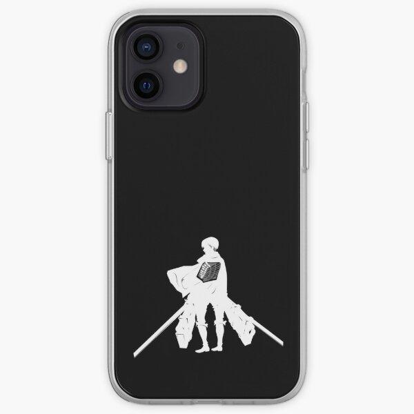 Levi Ackerman Coque souple iPhone