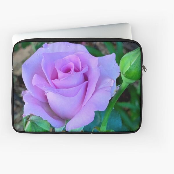 One Perfect Rose Laptop Sleeve