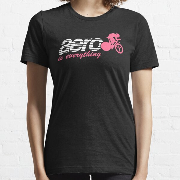 Aero is everything - Time trial artwork Essential T-Shirt