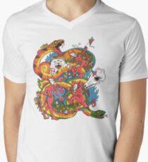 Holiday Imp Men's V-Neck T-Shirt