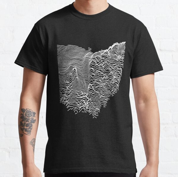 Ohio  - Unknown Elevations (Without Text) Classic T-Shirt