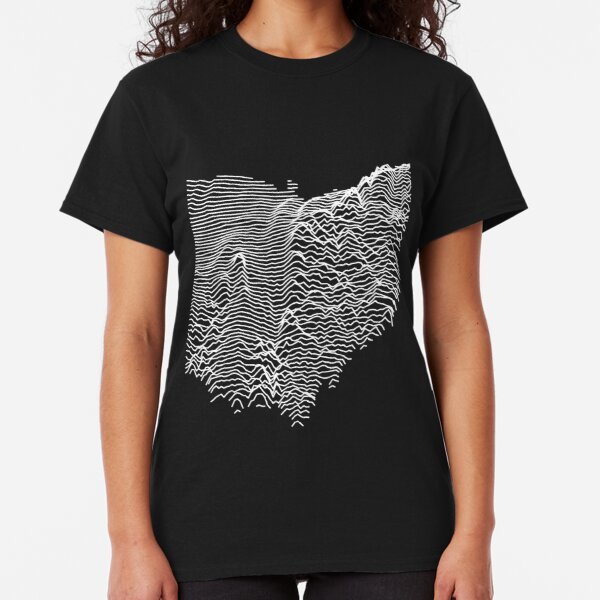 Unknown Elevations - Ohio (Without Text) Classic T-Shirt