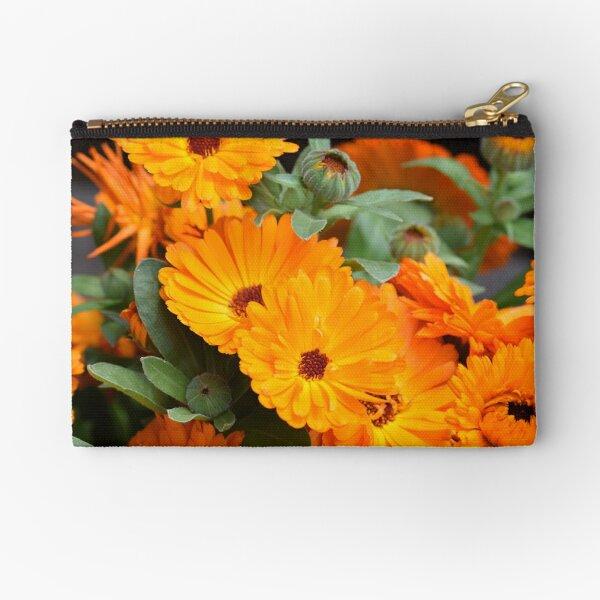 Pot marigold Zipper Pouch