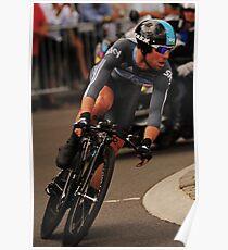 Mark Cavendish Poster