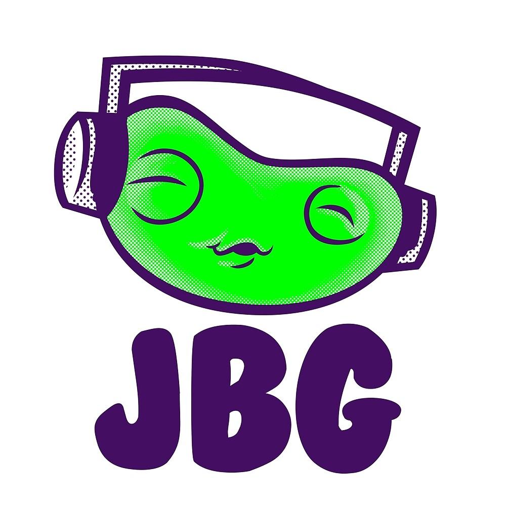 JBG Logo by jellybeangreen