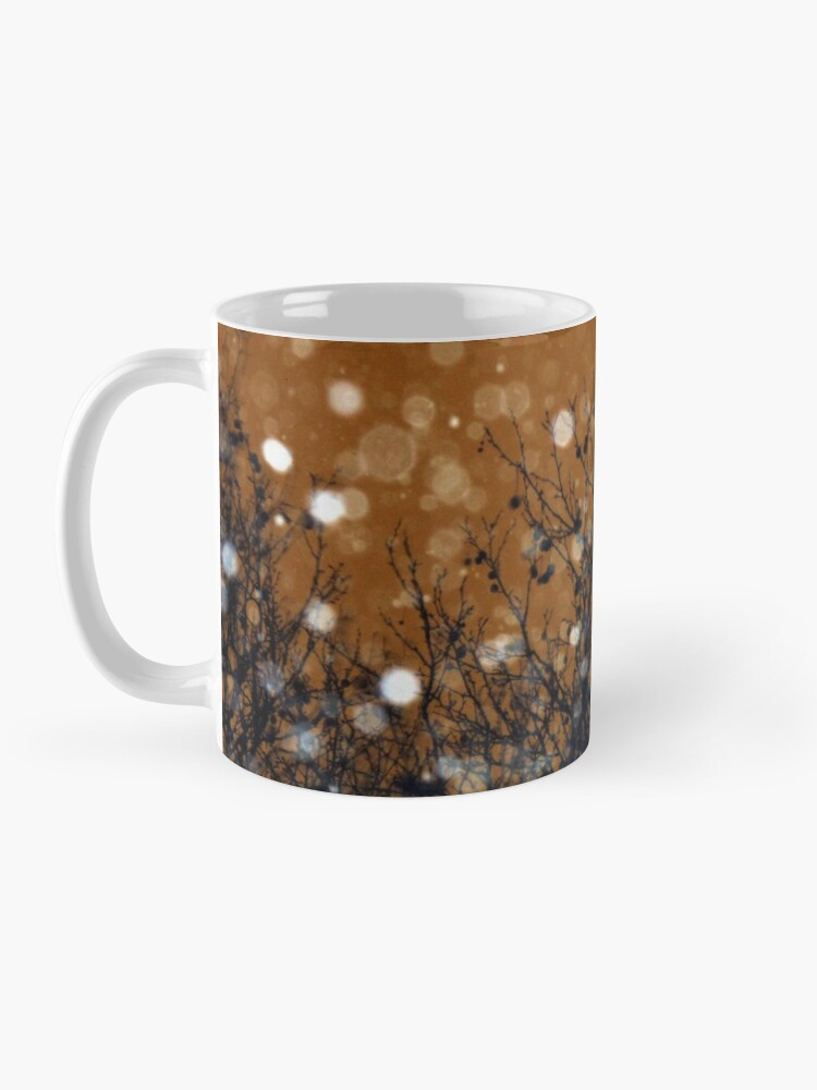 Alternate view of Height of the Blizzard - Snowstorm Art Photography - Gift for Weather Lovers Mug