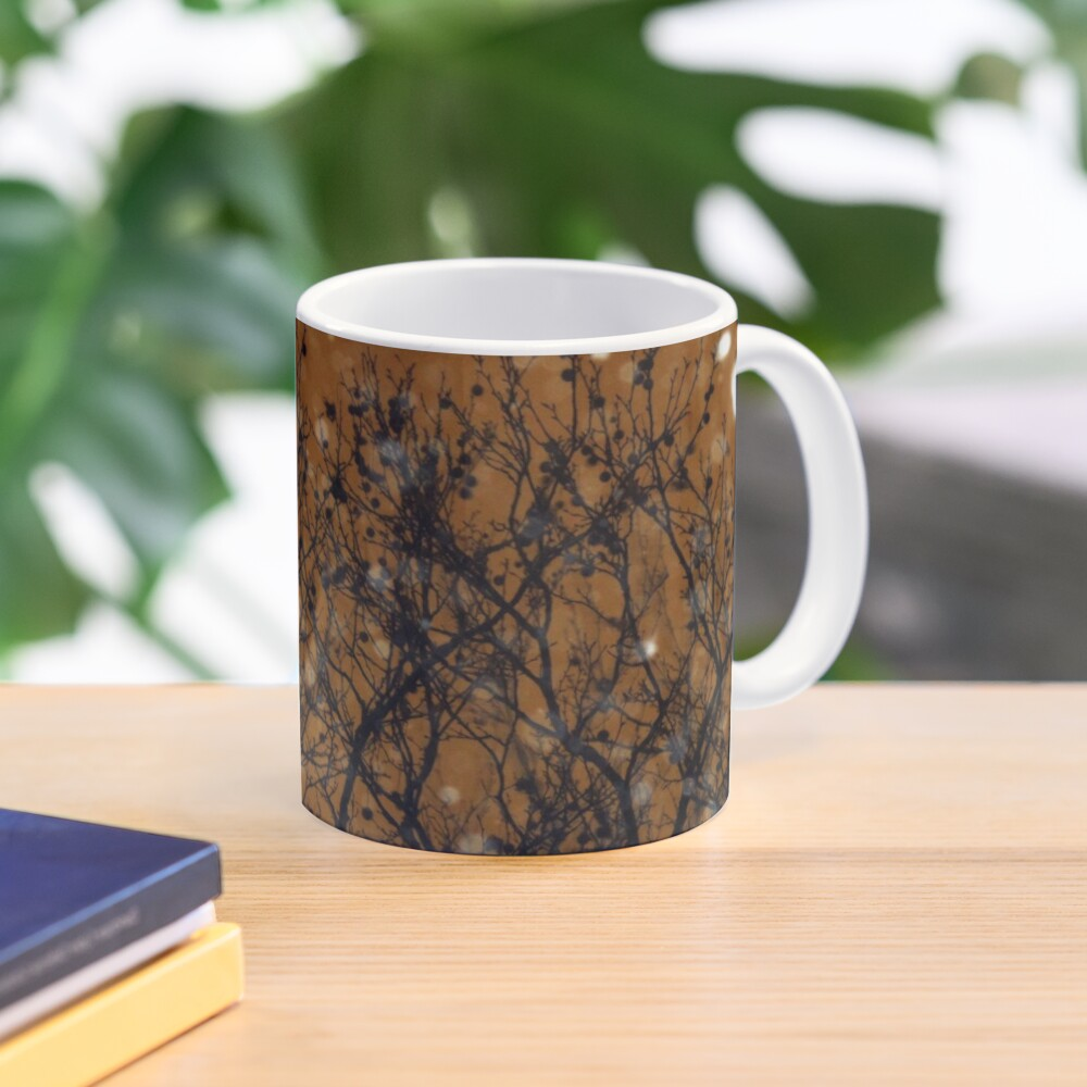 Height of the Blizzard - Snowstorm Art Photography - Gift for Weather Lovers Mug