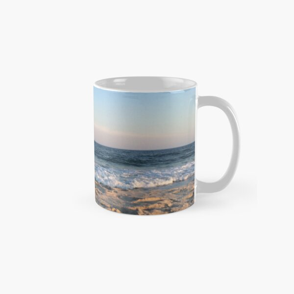 Sunset Beach Classic Mug