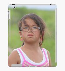 Serious iPad Case/Skin