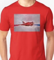 Red Arrows Painting the Sky 2015 Unisex T-Shirt