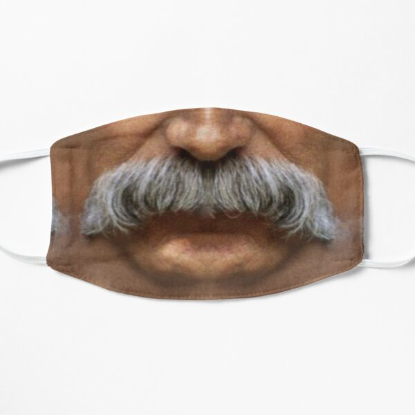 Moustache Art: The Sam Mask