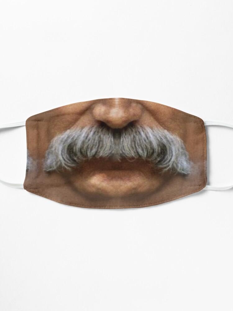 Alternate view of Moustache Art: The Sam Mask