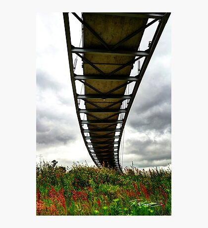 Tornado Bridge Photographic Print