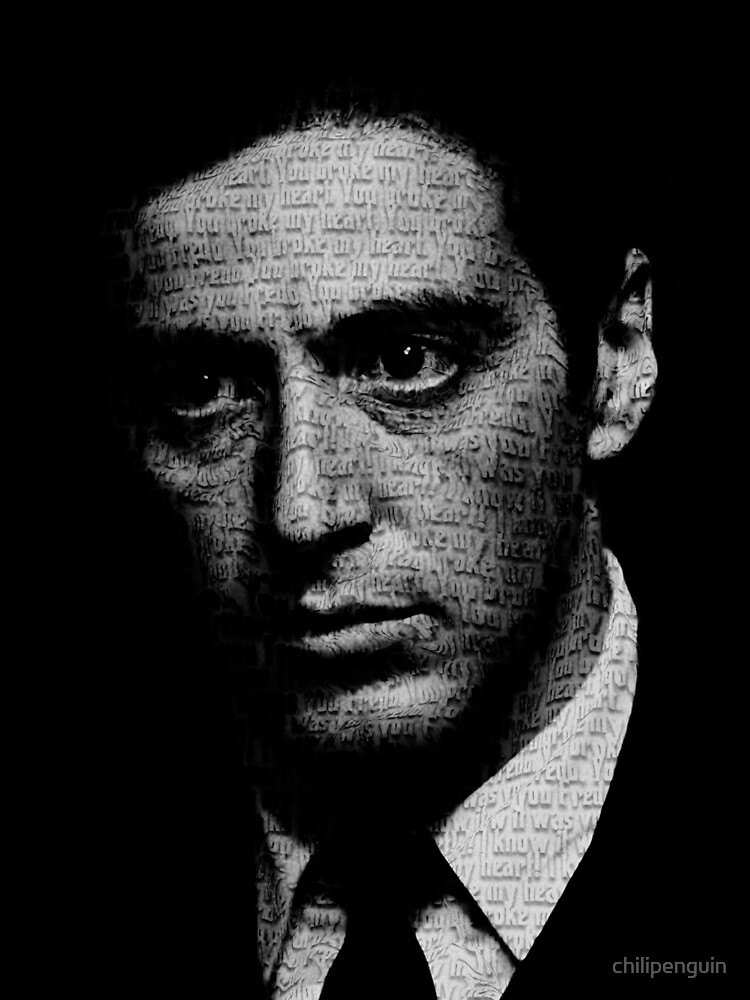 The Godfather - I know it was you, Fredo. by chilipenguin