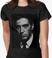 The Godfather - I know it was you, Fredo. Women's Fitted T-Shirt