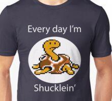 Shuckle (For Dark Shirt) Unisex T-Shirt