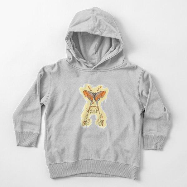 Otoño Butterfly Sudadera con capucha para bebé