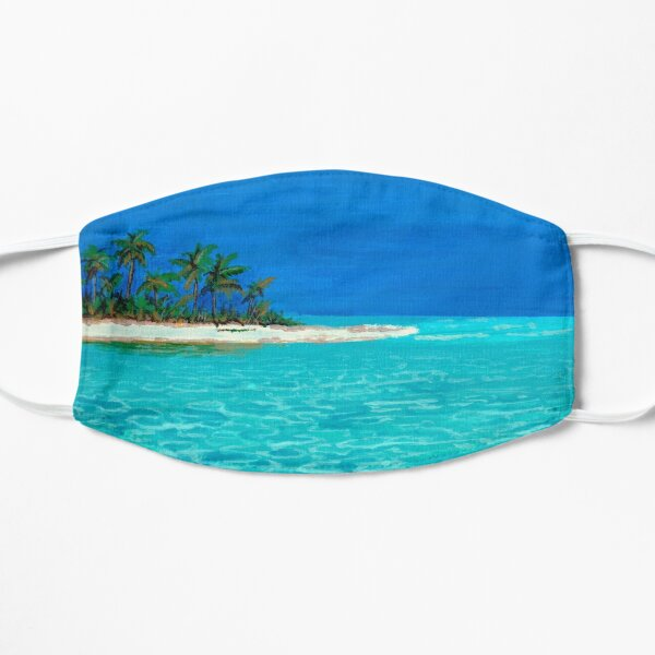 Tropical Scene Mask