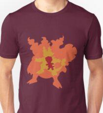 Magby, Magmar and Magmortar T-Shirt