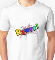 Rawrr! Unisex T-Shirt