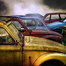 Cars Again by ajgosling