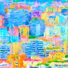 Monaco Abstract by Chris Armytage™