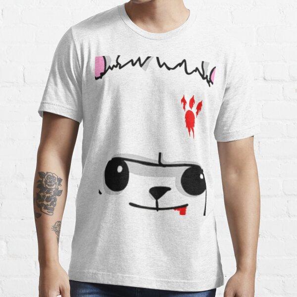 Castle Crashers Bear Face Essential T-Shirt