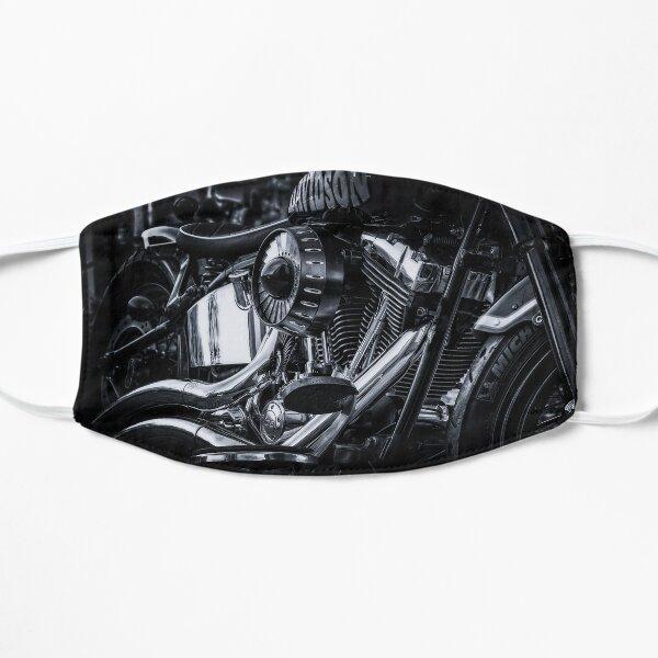 Masque facial de moteur de moto Masque sans plis