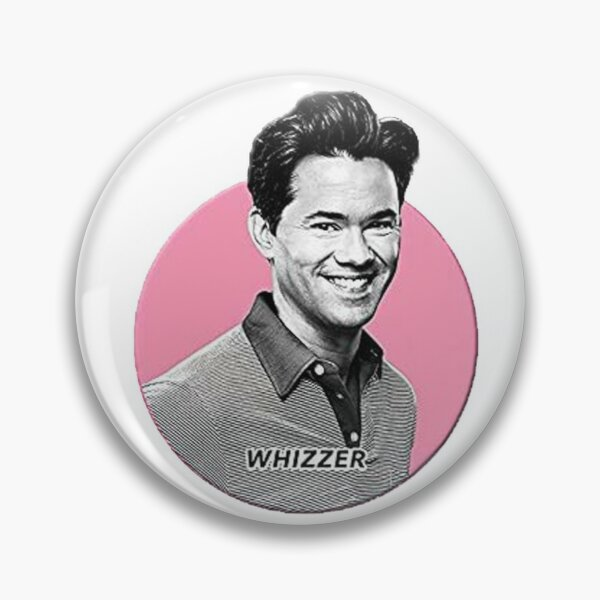 Reprise des falsettos Whizzer Badge
