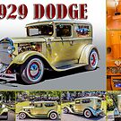 1929 Dodge Composite by K and K Hawley