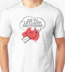 Ask the Leyland Brothers T-Shirt
