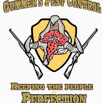 Gummer's Pest Control by koalaknight