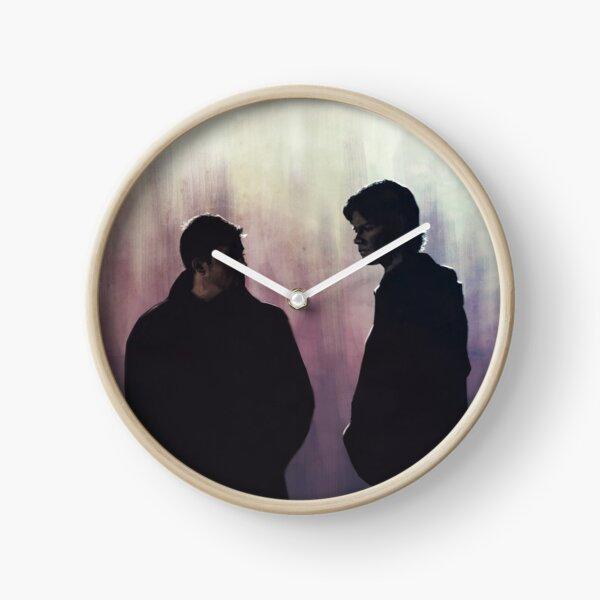 Young men dead Clock