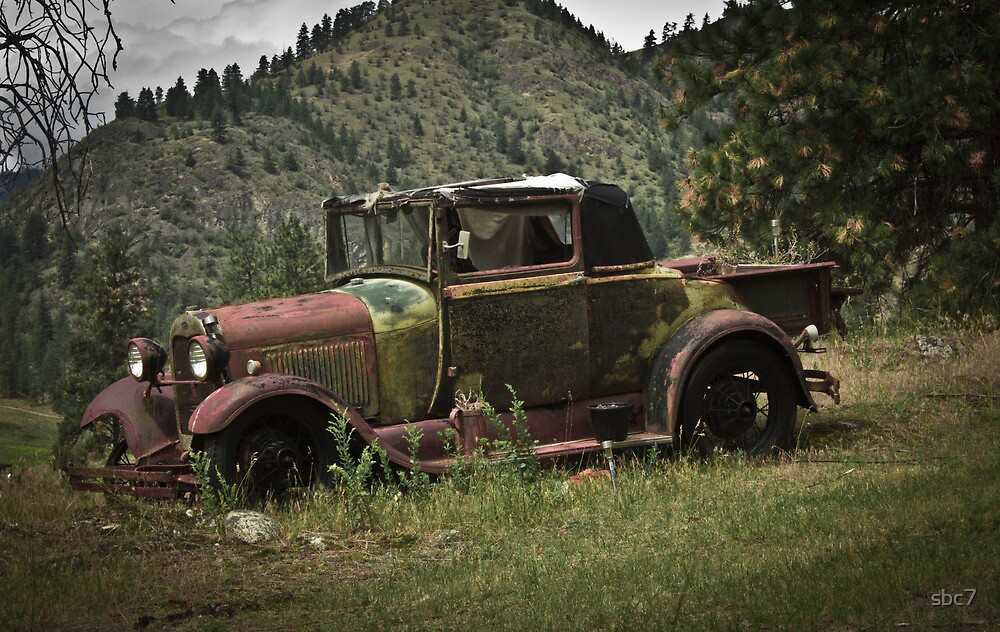 Car/truck by sbc7