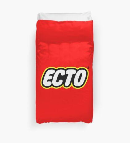 LEGO x ECTO logo v2 Duvet Cover