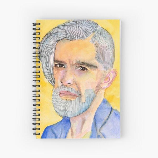 Lucas Spiral Notebook