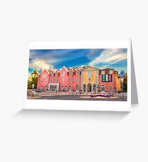 Cascais village Greeting Card