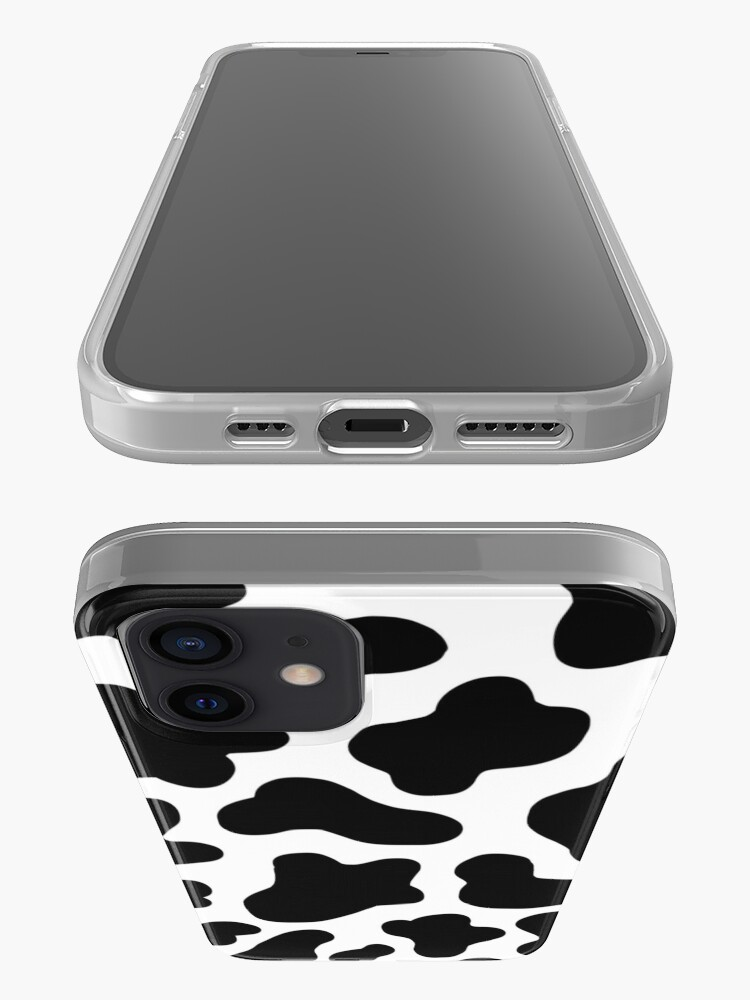 Alternate view of Cow print phone case iPhone Case & Cover