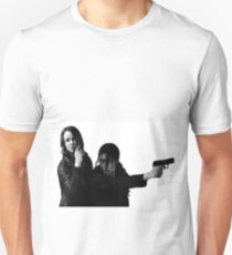 "Person of Interest ""Root & Shaw""  Unisex T-Shirt"
