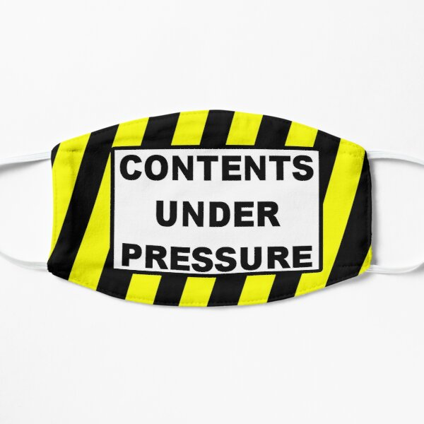 Contents Under Pressure Mask