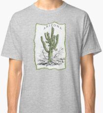 Giant Saguaro ARIZONA tee Classic T-Shirt