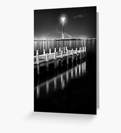 Lights, Camera, Action Greeting Card